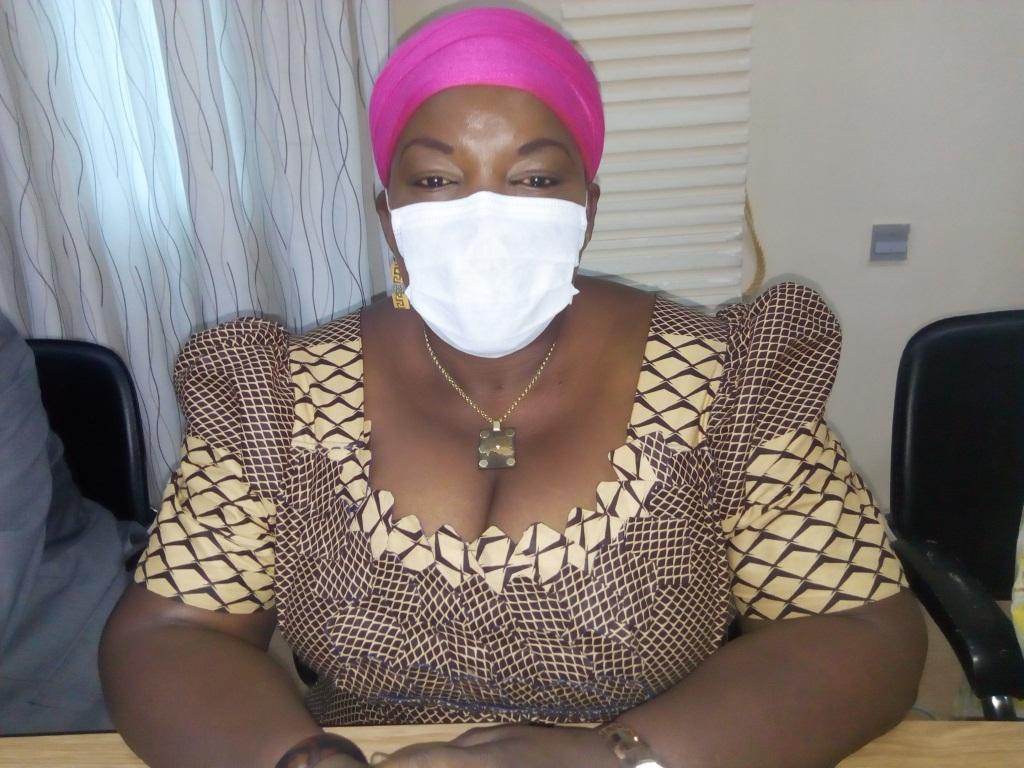 La députée Workya Rouamba.